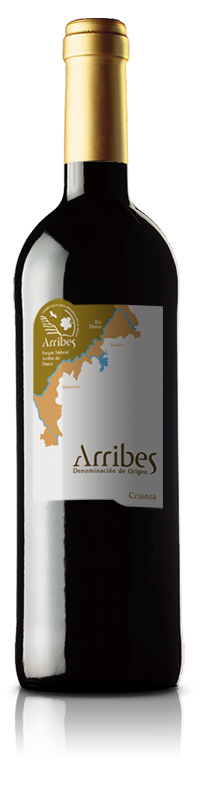 DO. Arribes - vino crianza