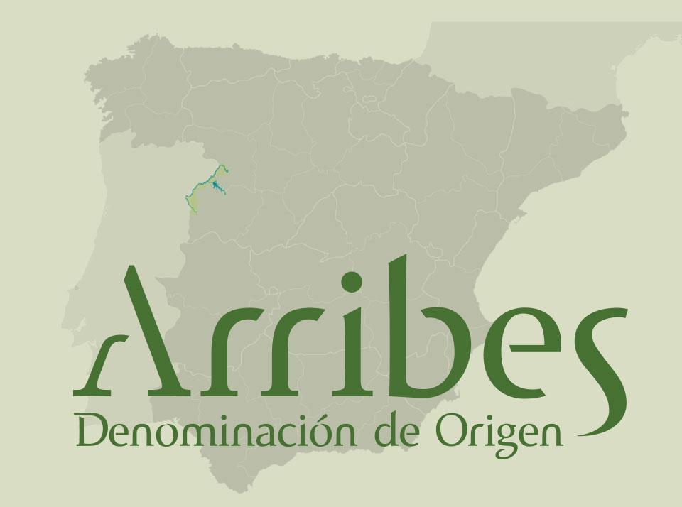 Denominacion de Origen Arribes situacion España