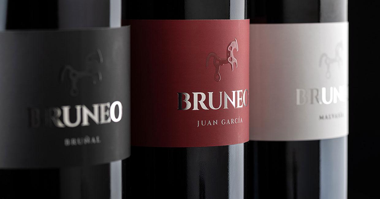 Bodega y viñedos Bruneo variedad Juan García